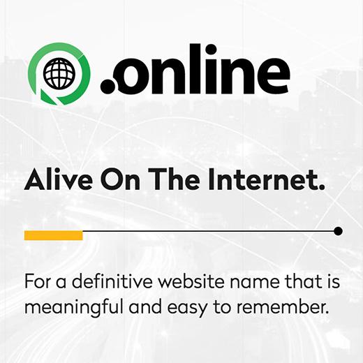 .Online Domain Promo